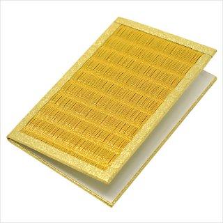 畳のグリーティングカード 金の畳 1枚