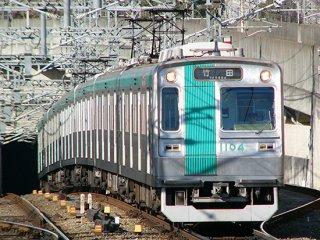 RCA-K007a 京都市交10系(1・2次車)6両キット