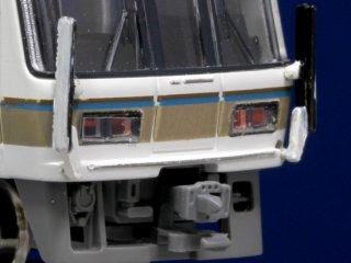 RCA-G03 前面ライトガラス【B】(KATO221用)