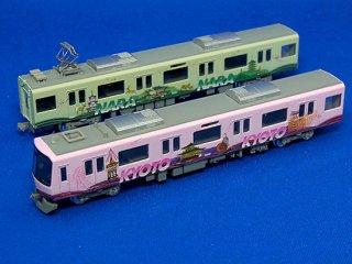 RCA-D09R 近鉄3220系『KYOTO・NARAラッピングデカール 』(GM用)