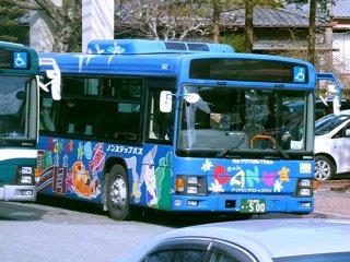 RCA-D30 三重交通乗合バス「CANばす」ラッピング