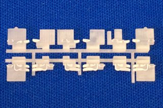 RCA-3DP28 近鉄30000系車端部床下機器パーツセット