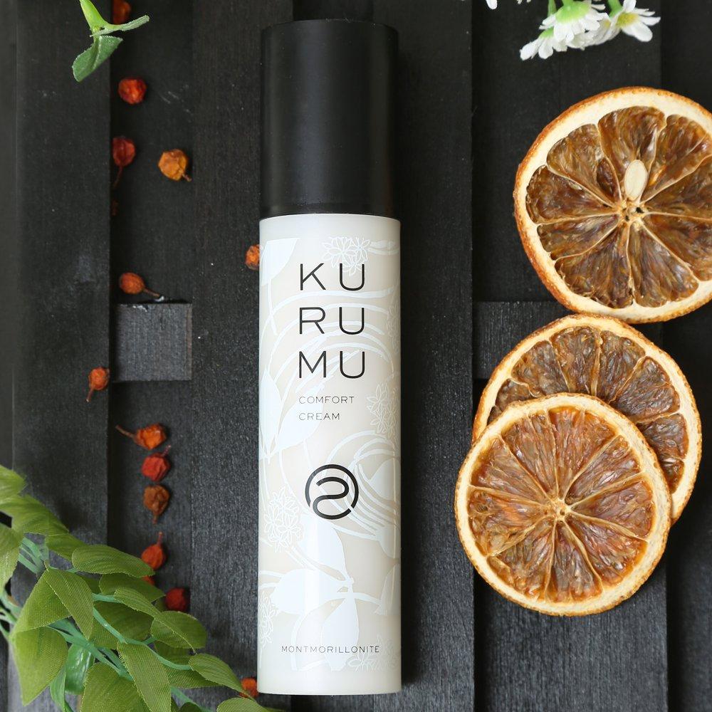KURUMUコンフォートクリーム〈クリーム〉50g