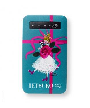 モバイルバッテリー:バラ