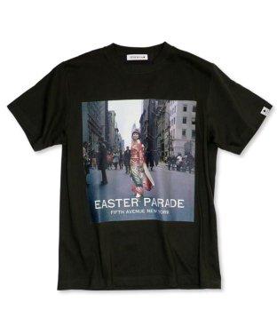 ニューヨークTシャツ:ブラック