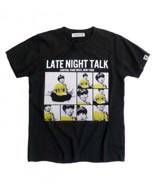 ニューヨークTシャツ:LATE NIGHT TALK