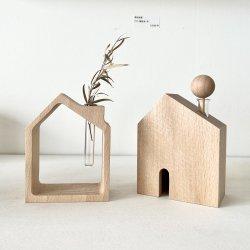アロマディフューザー木のお家