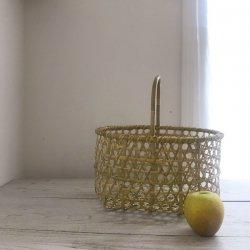 根曲竹りんご籠|松野屋