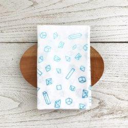 手ぬぐい塩の結晶|松野屋