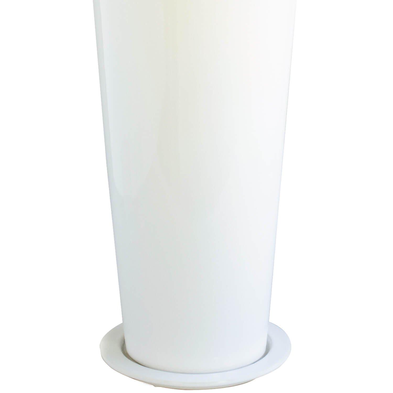 ストレチア 皿付スリムプランター