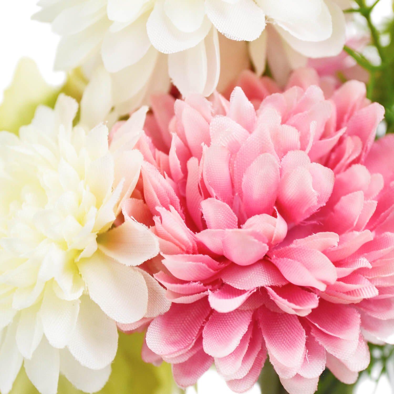 マム&アジサイ ウォーター供花 ピンク