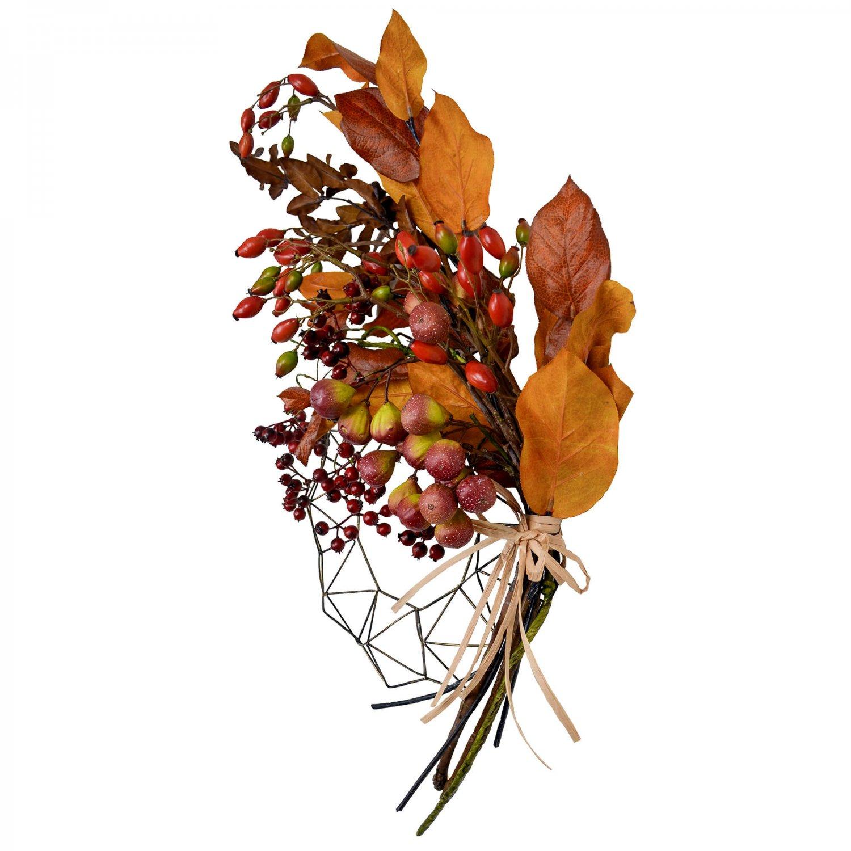 実りの秋のスワッグ