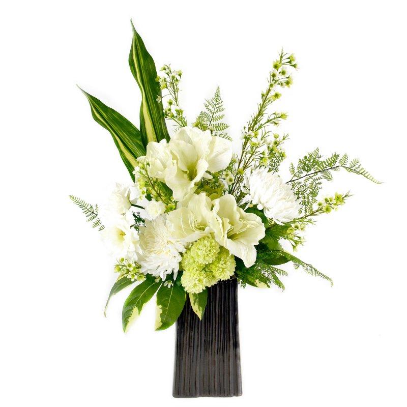 アマリリス マム 八重リシアンス 供花