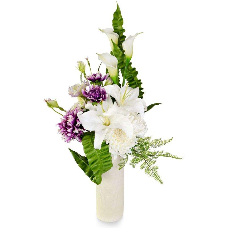 カサブランカ カラーリリィ 供花