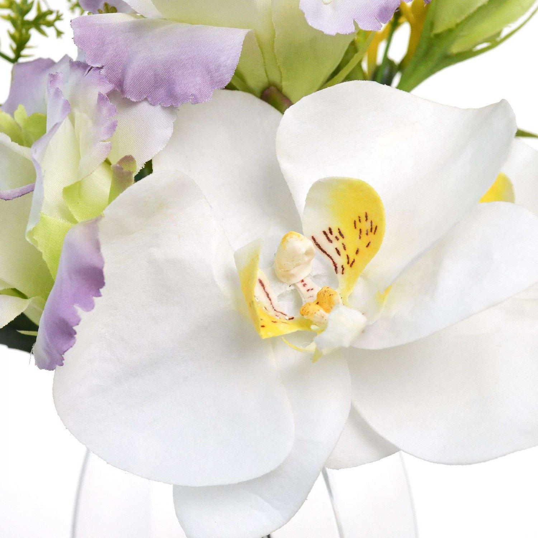 胡蝶蘭&トルコキキョウ ウォーター供花