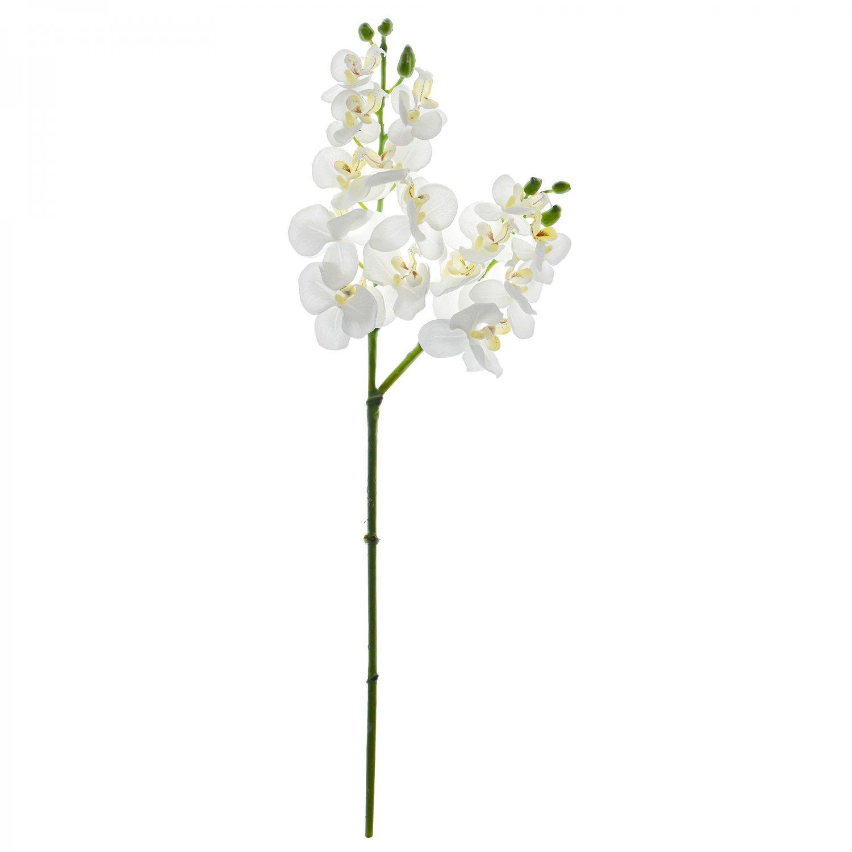 オーキッド 胡蝶蘭 クリーム 単品花材 アーティフィシャルフラワー アートフラワー