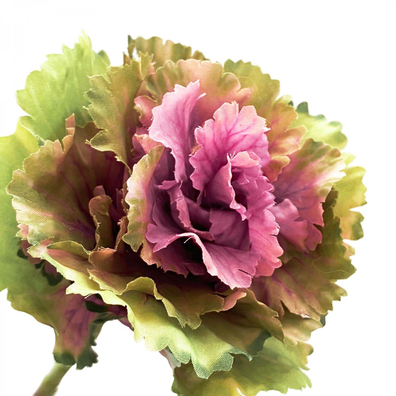 葉ボタン グリーン 単品花材 アーティフィシャルフラワー アートフラワー