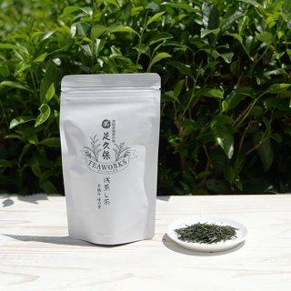 浅蒸し茶 手摘み 峰の香(リーフ80g入)