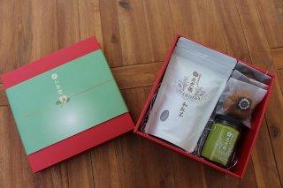 konohana&teaworksギフトセット