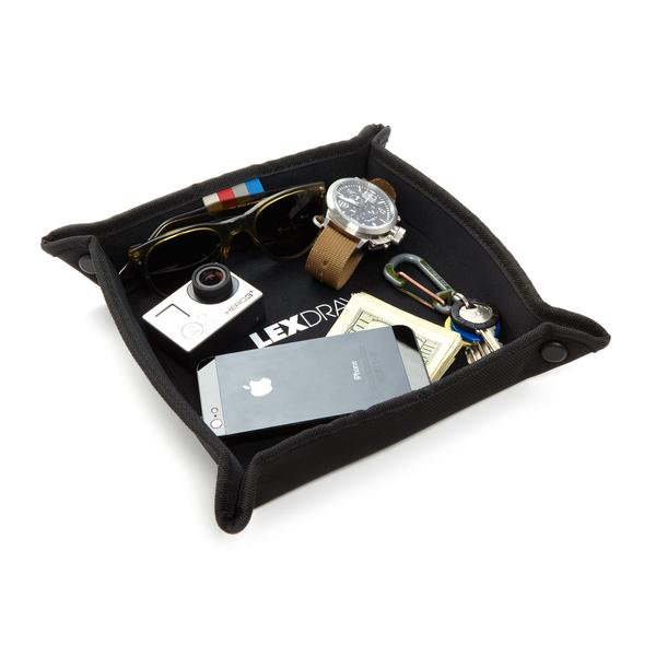 Lisbon Travel Tray - Black