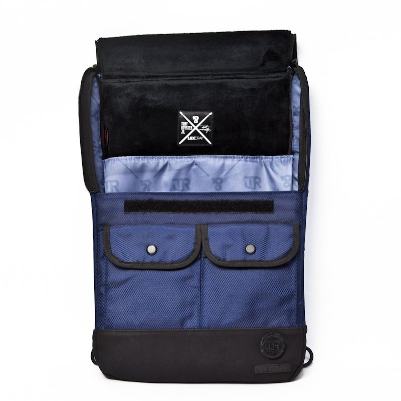 Lexdray x Tony Royster, Jr. Drumstick Case - Navy