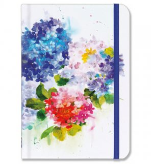 PETER PAUPER PRESS ジャーナルブックS【紫陽花】