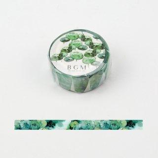 BGM マスキングテープ 「スペシャル四季の色 緑荷」