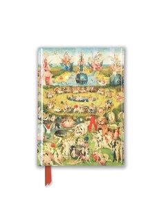 【 ポケットサイズ 】<br>海外輸入アートノート 【 ボス  『快楽の園』 】