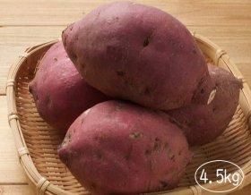 (贈答用)安納芋4.5kg 送料無料(10月下旬頃発送開始)