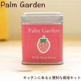 栽培キット 単品【ワイルドストロベリー】Palm Garden(パームガーデン)