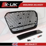 RS6 style front grill for Audi A6 / S6 / RS6 C7 2011-2014 pre-facelift