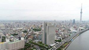 東京スカイツリーと東京の街並み その1