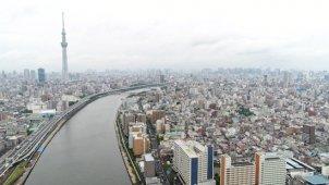 東京スカイツリーと東京の街並み その2