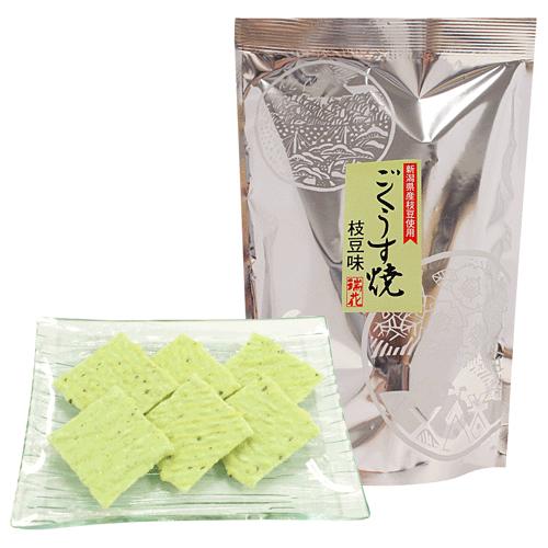 B16 ごくうす焼枝豆味