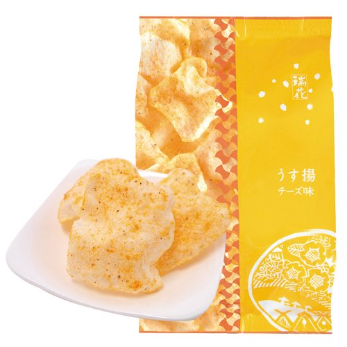 new  B63 うす揚 チーズ味