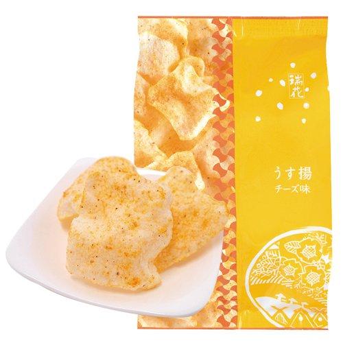 B63 うす揚 チーズ味