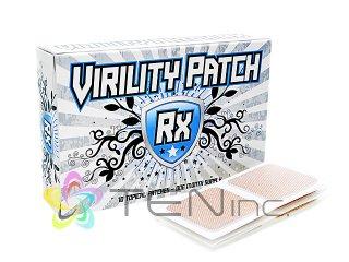 ビリリティパッチRX1box10枚(USA/国際書留)
