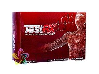 テストRX(TestRX) 1箱120カプセル(アメリカ製/国際書留)