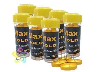MAX GOLD(マックスゴールド)100mg 7箱(4tabs×7)(タイ/国際書留)