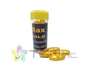 MAX GOLD(マックスゴールド)100mg 1箱4錠(タイ/国際書留)