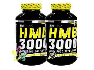 HMB3000 2ボトル(200gx2)(BioTech社/国際ヤマト)