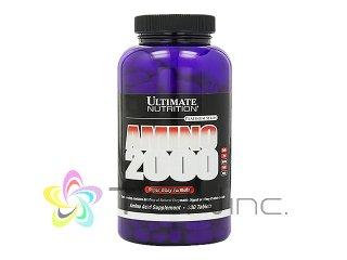 アミノ2000 1ボトル330錠(USA/e-pelicanMailplus)