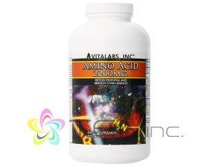 アミノ酸2200mg 1ボトル325錠(USA/e-pelicanMailplus)