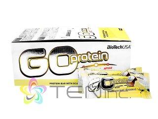 ゴープロテインバー・バニラココナッツ味 1箱24本(BioTechUSA社/国際ヤマト)