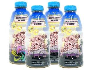 ハリウッド48時間ミラクルダイエットジュース4ボトル(947ml×4)(USA/e-pelican)
