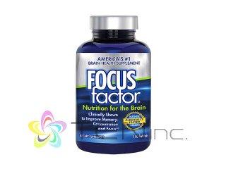 フォーカスファクター(FocusFactor) 1ボトル150錠(USA/e-pelicanMailplus)