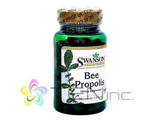 プロポリス(BeePropolis)550mg 1ボトル60カプセル(Swanson/アメリカ製/国際書留)