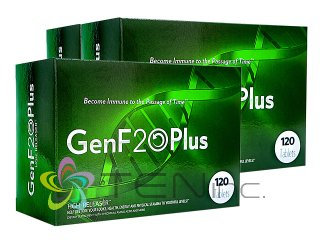 GenF20Plus(エイジングケア) 3箱(120tabs×3) (アメリカ製/国際ヤマト)
