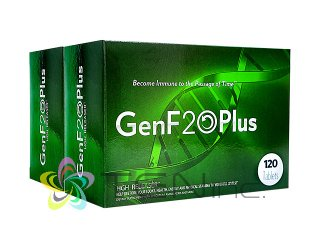 GenF20Plus(エイジングケア) 2箱(120tabs×2) (アメリカ製/国際ヤマト)