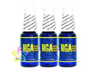 HGAスプレー3ボトル(1oz×3)(USA製/国際書留)